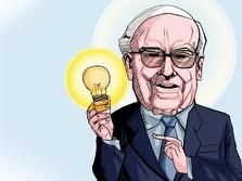 Harga Saham Apple Anjlok 7%, Warren Buffett Rugi Rp 40,6 T