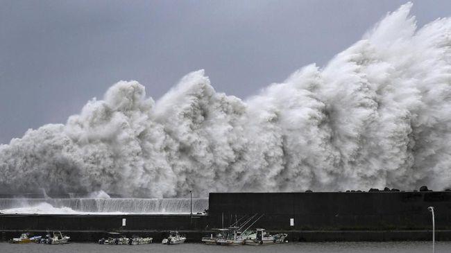 Kondisi Pariwisata Jepang Setelah Dihantam Badai Jebi