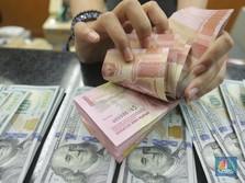 Rupiah Turun Peringkat ke Posisi 4 Klasemen Mata Uang Asia