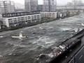 Pasca Jebi, Topan Tremi Akan Hantam Jepang Akhir Pekan Ini