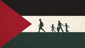 INFOGRAFIS: 'Lima Sekawan' Donatur Setia Pengungsi Palestina
