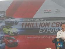 Jokowi Minta Toyota Tambah Investasi di Indonesia