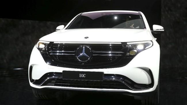 Pabrikantelah mengantongi 2 ribu pemesan yang melakukan booking fee sebesar US$ 2.400 (Rp35,7 juta) di pasar mobil listrik terbesar di Eropa.(TT News Agency/Soren Andersson/via REUTERS)