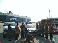 Ke Vietnam, Jokowi Perjuangkan Ekspor Mobil RI