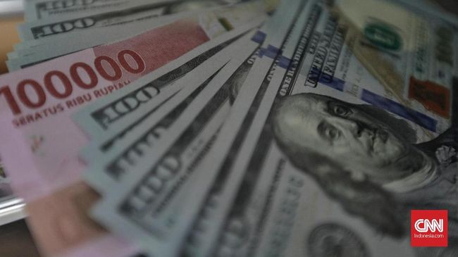 Rupiah dan Mata Uang Asia Lemas 'Dihantam' The Fed