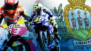 Duel Panas Rossi vs Marquez di Misano