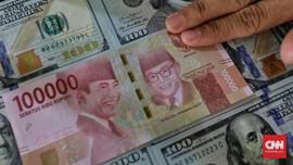 Dibuka Rp14.485 per Dolar AS, Rupiah Tertekan Aksi 22 Mei
