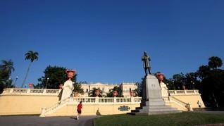 Mengenal Bangunan Sarat Makna Museum Nasional Brasil