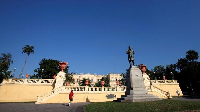 Rio de Janeiro Dinobatkan Sebagai 'Ibu Kota Arsitektur Dunia'