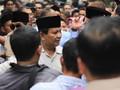 Di Makam Mbah Priok, Prabowo Tak Ingin Dianggap Berkampanye