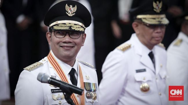 Ridwan Kamil: Pemprov Banten Bakal Lepas Saham BJB