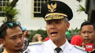 Ganjar Sebut Jateng Lumbung Suara Jokowi-Ma'ruf di Pilpres
