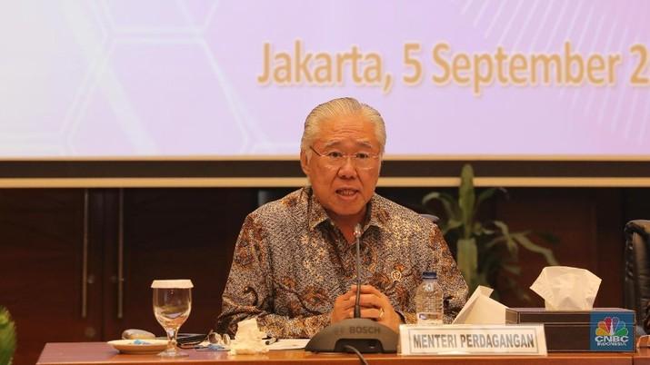 Menteri Perdaganganmemastikan Perjanjian Kerja Sama Komprehensif Indonesia-Australia (IA CEPA) tidak mungkin ditandatangani di sisa tahun ini.