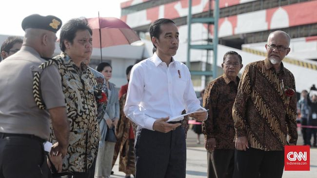 Jokowi Minta Dana Desa untuk Pengembangan Pariwisata