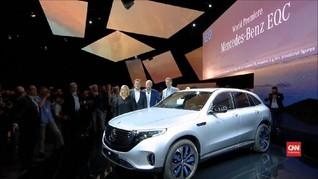 VIDEO: Mercedes-Benz Luncurkan Mobil Listrik EQC