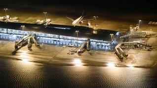 Topan Jebi Lumpuhkan Bandara Jepang, 9 Tewas