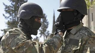 Iran Tak Diusir, AS Tolak Bantu Pemulihan Pascaperang Suriah