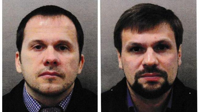 Tersangka Kasus Racun Skripal Diduga Dokter Intelijen Rusia