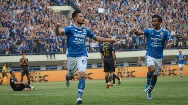 Liga 1 2018: Persib vs Persebaya Digelar di Bali