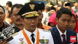 Suporter Persija Meninggal, Ridwan Kamil Ucapkan Duka Cita