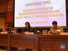 Empat Menteri Umumkan Kenaikan Pajak 1.147 Barang Impor