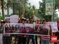 Aliansi Madura Tagih Janji Kampanye Anies Hapus Penggusuran