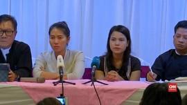 VIDEO: Asa Para Istri Jurnalis Reuters di Myanmar