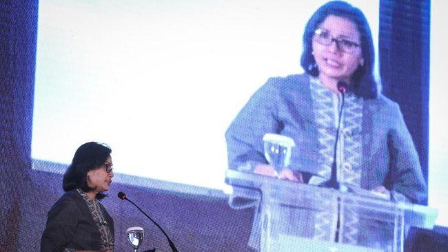 Sri Mulyani Sebut Anggaran Pendidikan Rp444 T Lemah Prioritas