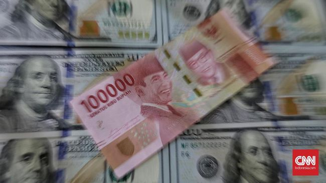 The Fed Kurang 'Menggigit', Rupiah Menguat ke Level 15.187