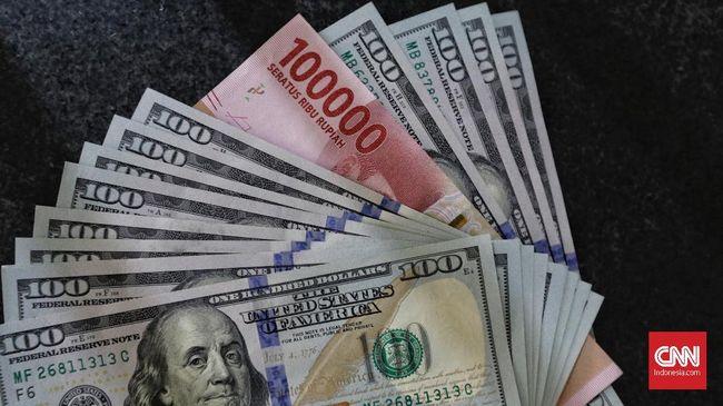 Berbalik Arah, Rupiah Menguat ke Rp14.805 per Dolar AS