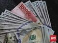 The Fed Tahan Bunga, Rupiah Keok hingga 106 Poin