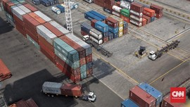 IMF Sebut Perdagangan Global Kian Lesu