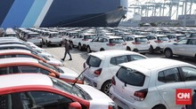 Distribusi Mobil Terkendala Aksi 22 Mei