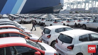 Penjualan Mobil Astra Melorot 7,38 Persen per Juni 2019