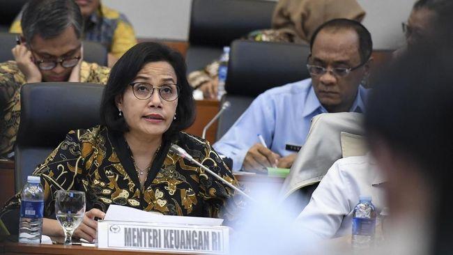 Sri Mulyani Beri Sinyal Ubah Asumsi Rupiah di APBN 2019