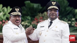 Rachland Tuding Jokowi 'Bajak' Gubernur Banten dan Papua