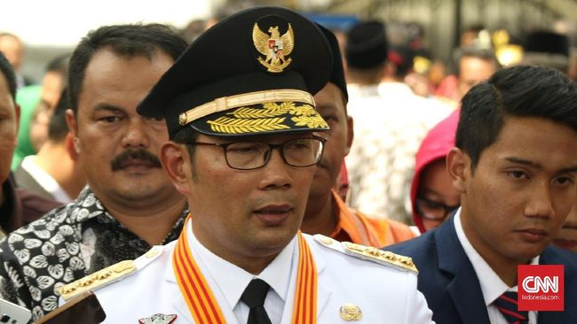 Resmi Bertugas, Ridwan Kamil Usulkan Pemekaran Wilayah Jabar