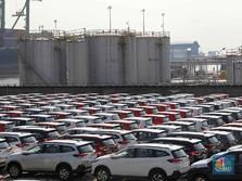 Toyota Tergerus, Penjualan Mobil Mitsubishi Menyalip Honda
