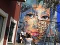 FOTO: Kala Mural Menyelamatkan Kota di Spanyol
