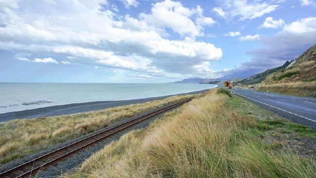 Jalur Kereta Terindah di Dunia akan Kembali Beroperasi