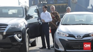 Sambangi Jepang, Jokowi Bakal 'Mengais Rezeki' ke Toyota