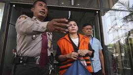 Kasus Suap, Hakim Merry Purba Dituntut 9 Tahun Penjara