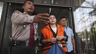 Jaksa Ungkap Enam Kode Suap Hakim PN Medan
