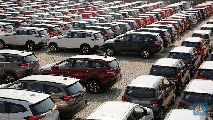 Penjualan mobil wholesale di Indonesia pada April 2019 tercatat hanya mencapai 84.029 unit atau turun hingga 17,8% secara tahunan (year-on-year/YoY).