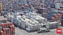 Neraca Perdagangan Oktober 2018 Defisit US$1,82 Miliar