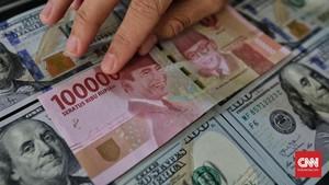 Harga Minyak Melandai, Rupiah Kokoh ke Rp14.075 per Dolar AS