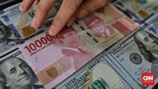 Terpapar Sentimen BI, Rupiah Melemah Rp14.092 per Dolar AS