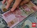 Rupiah Terperosok Rp14.678  per Dolar AS Gara-gara The Fed