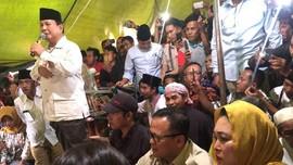 Gerakan Nasional Prabowo Presiden Dideklarasikan Siang Ini