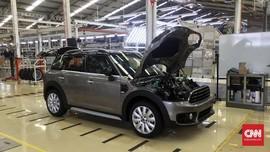 Pabrik Merek Top Otomotif di Inggris Tutup Jelang Brexit